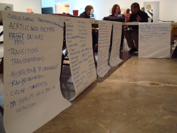Here are the results we came up with during our Targeted Marketing brainstorming session.