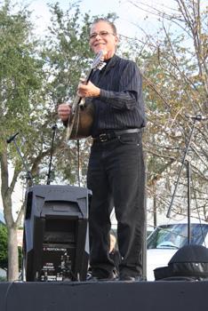 George Soffos. Image courtesy of the Florida Folklife Program.