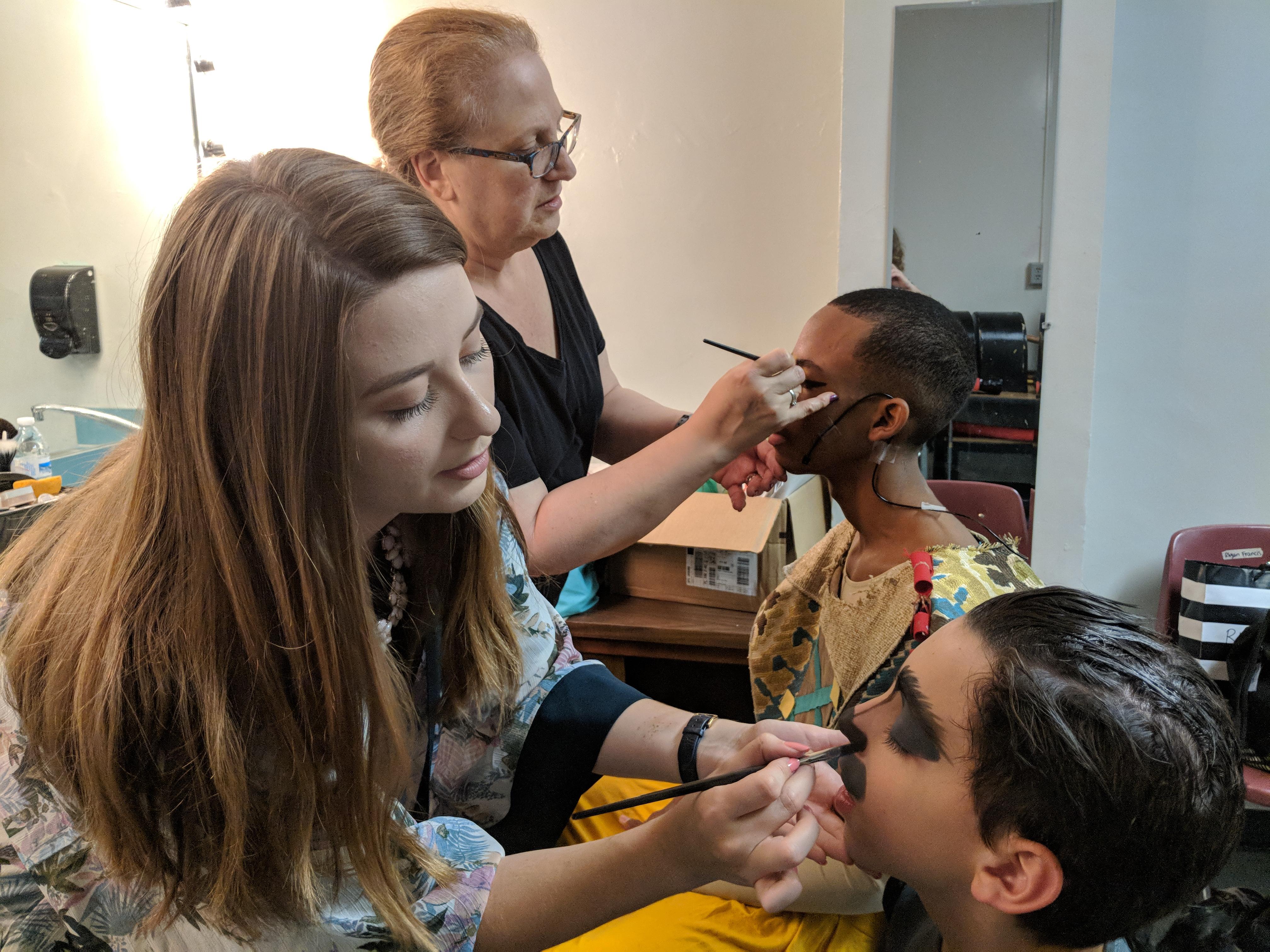Jas Makeup