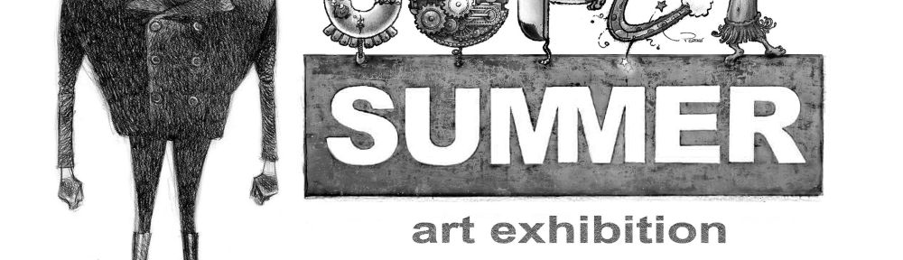 Super Summer artcamp and exhibit